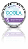 COOLA Lavender Chamomile Natural Body Lotion Bar