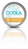 COOLA Orange Patchouli Natural Body Lotion Bar