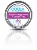 COOLA Grapefruit Peppermint Natural Hand Lotion Bar