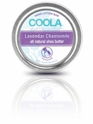 COOLA Lavender Chamomile Natural Hand Lotion Bar