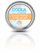 COOLA Orange Patchouli Natural Hand Lotion Bar