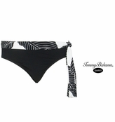 Banana Leaf High Waist Sash Hipster Bikini Bottoms by Tommy Bahama