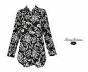 Scroll Paisley Boyfriend Shirt  by Tommy Bahama