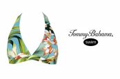 Amazon Jungle  Halter Swim Top  by Tommy Bahama