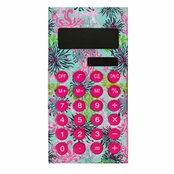 Lilly Pulitzer Calculator Dirty Shirley