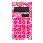 Lilly Pulitzer Calculator May Flowers