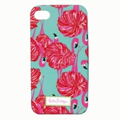 Lilly Pulitzer iPhone 4 Case - Gimme Some Leg