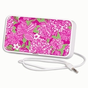 Lilly Pulitzer Portable Speaker May Flowers