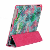 Lilly Pulitzer iPad Case with Smart Cover - Dirty Shirley