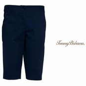 Storm Jet Away Twill Bermuda Shorts by Tommy Bahama