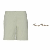 "Hazy Jet Away Twill 7"" Shorts by Tommy Bahama"