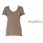 Shitake Booker V Neck Tee by Tommy Bahama