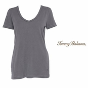 Flatrock Booker V Neck Tee by Tommy Bahama