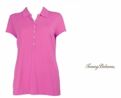 Rose Bed Doheny Jersey Polo by Tommy Bahama