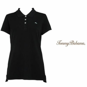 Black Paradise Polo by Tommy Bahama