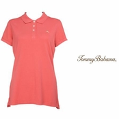Red Currant Paradise Polo by Tommy Bahama