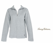 Fossil Heather New Aruba Zip by Tommy Bahama