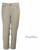 Portolla Twill Cropped Pants by Tommy Bahama