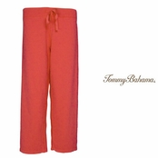 Fahrenheit Very Terry Straight Leg Crop Pants by Tommy Bahama