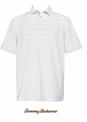 Shadow Stripe Polo by Tommy Bahama