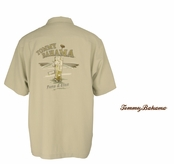 Third and Long Signature Silk Camp Shirt by Tommy Bahama