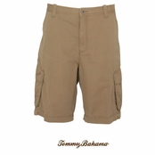 Caribou Brown Cargo San Lucas Shorts by Tommy Bahama