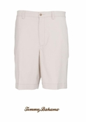 Ashore Thing Tencel Blend Flat Front Shorts by Tommy Bahama