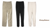 Grayston Pleated Silk Pants by Tommy Bahama