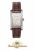 Men's Steel Palms Watch TB1111 by Tommy Bahama