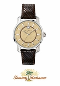 Men's Panama Watch TB1117 by Tommy Bahama