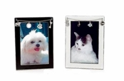 Dog and Cat Charms Picture Frames by Spring Street