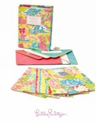 Lillywood Notecard Book by Lilly Pulitzer