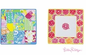 Dessert Plates by Lilly Pulitzer