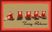 Relax Patrol Beach Towel by Tommy Bahama