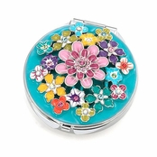 Flowers in Bloom Pill Box by Spring Street