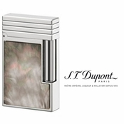 Premium Collection Black Mother of Pearl Lighter by S.T. Dupont