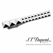 Palladium Diamond Head Tie Bar by S.T. Dupont