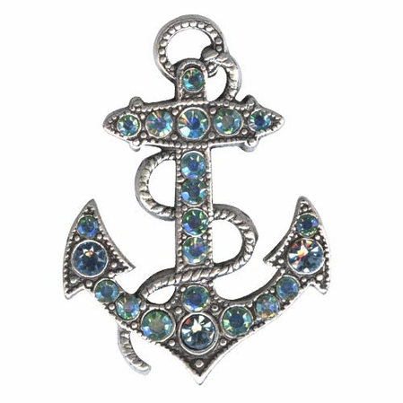 Anchors Away Scatter Pin by Kirks Folly