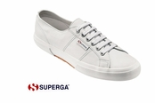 Superga Firenze White Leather Sneakers for Men