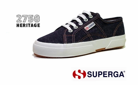Superga Torino Classic 2750 Sneakers in Denim