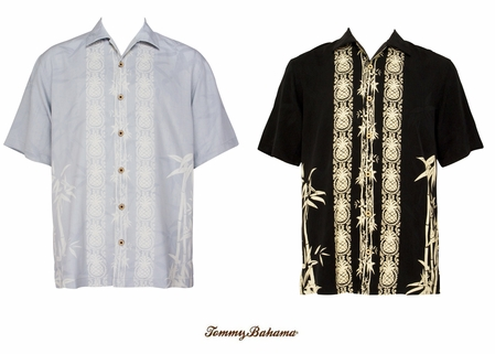 Wham Bamboo Camp Shirt by Tommy Bahama