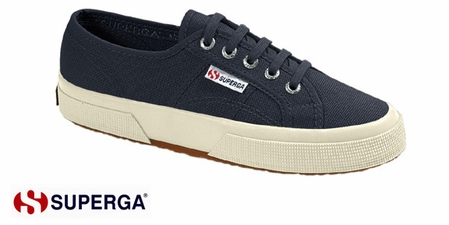 Superga Torino Navy Sneakers for Men