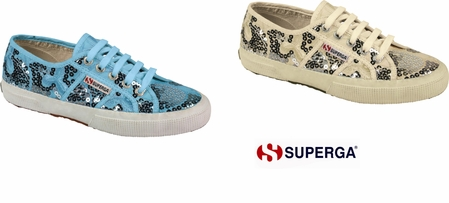 Superga Verona Sequin Sneakers