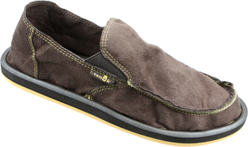 Men's Brown Rogue Sidewalk Surfers by Sanuk