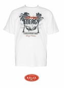 Support Energy Conservation Short Sleeve Tee by Tommy Bahama