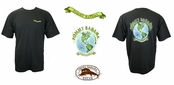 Black Be Green Short Sleeve Tee byTommy Bahama