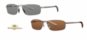 Pair of Birdies Men's Sunglasses TB85SA by Tommy Bahama