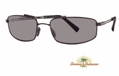 Bamboo Bar Men's Polarized Sunglasses TB91SP by Tommy Bahama