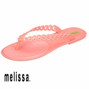 Pink Melissa Love Flop Sandals