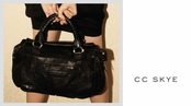 CC SKYE Easy Rider Leather Satchel